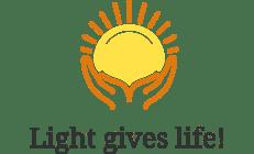 شعار خیز | نور زندگی می دهد