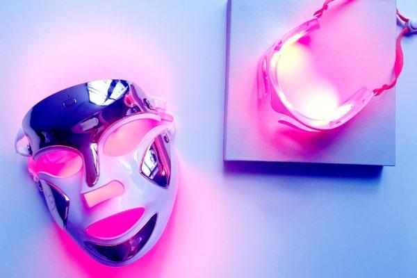 ماسک LED برای پوست | خیز