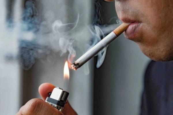 سیگار و پوست | خیز