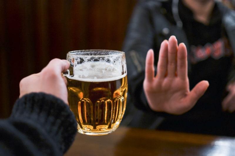 ترک الکل   خیز