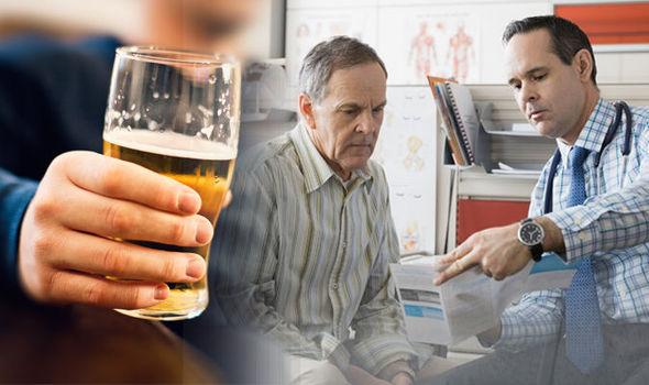 سرطان پوست و الکل   خیز