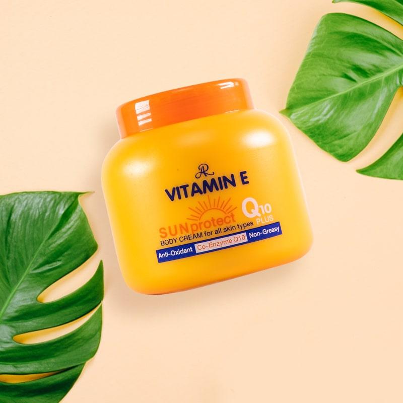 ویتامین ای و آفتاب سوختگی   خیز
